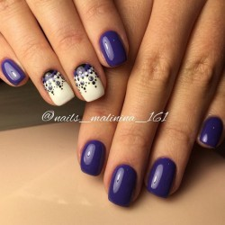 Nail designs for short nails photo