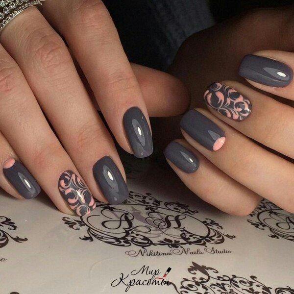 Nail art 1476 best nail art designs gallery bestartnails spring nails prinsesfo Images