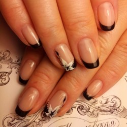 French manicure ideas 2016 photo