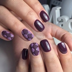 Funky nails photo