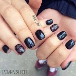 Nylon nails photo