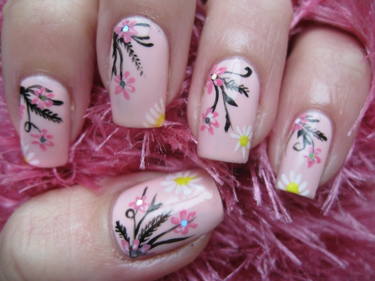 Nail art 1581 best nail art designs gallery bestartnails pink nails mightylinksfo