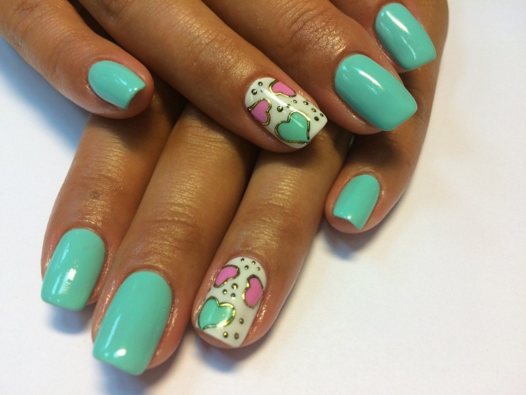 Nail art 1583 best nail art designs gallery bestartnails summer nails prinsesfo Images