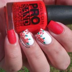 Bright gel polish for nails photo