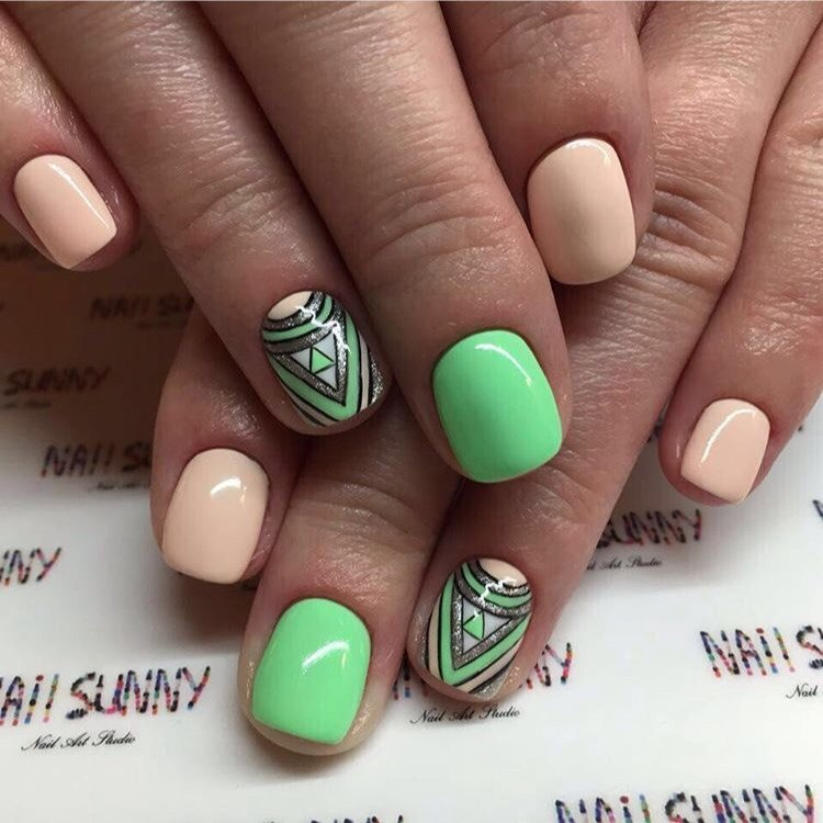 Spring Shellac Nails The Best Images Page 3 Of 4 Bestartnails