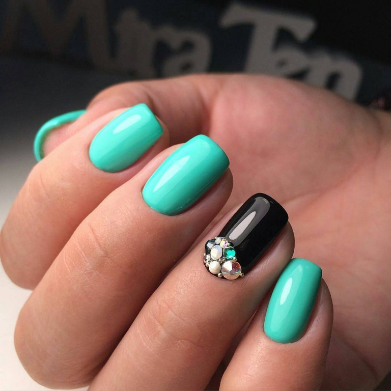 2017 fashion ring trends - Nail Art 1614 Best Nail Art Designs Gallery