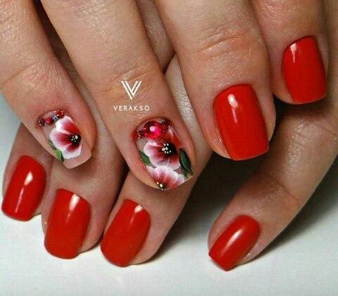 Nail Art #1632