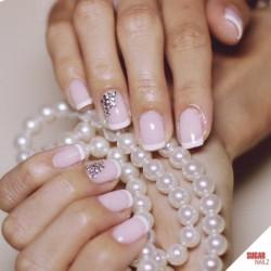Wedding nails 2016 photo