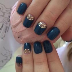 Decorative nails photo