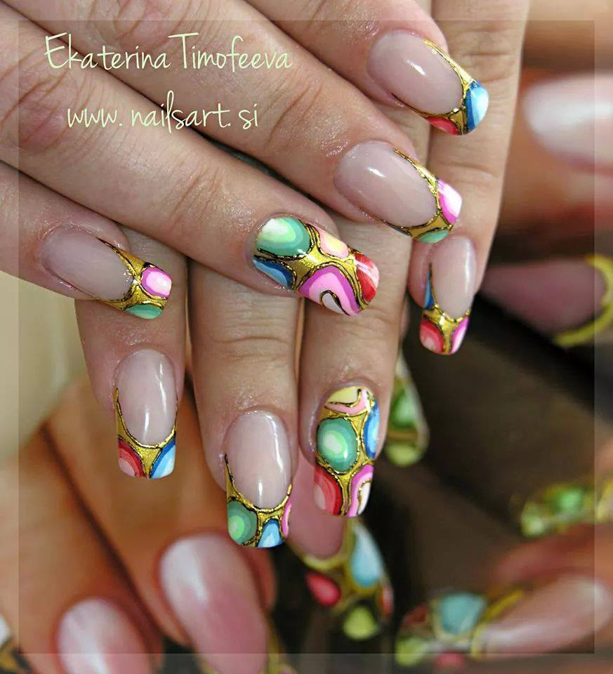 Summer nail art designs - The Best Images | BestArtNails.com