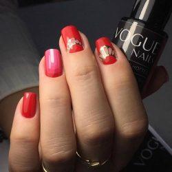 Stylish nails 2016 photo