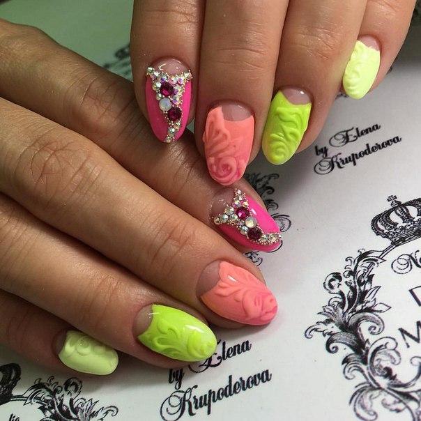 Nail Art 1724