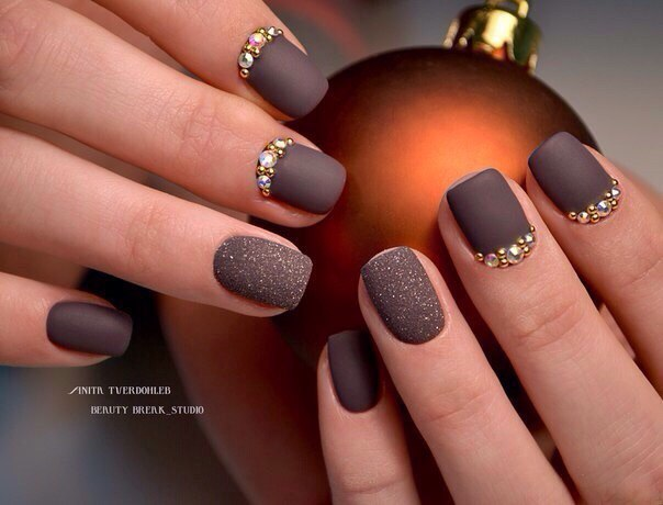 Coffee Nails The Best Images Bestartnails