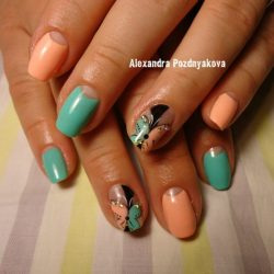 June nails photo