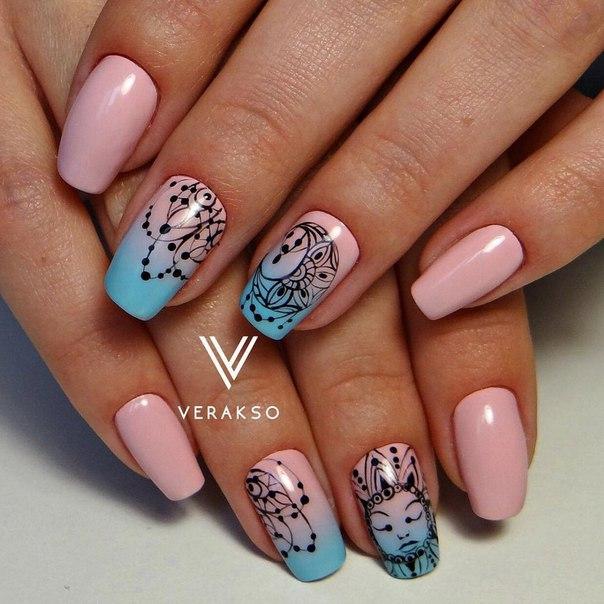 Popular Nail Designs Fall