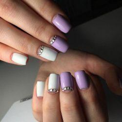 Light nails photo