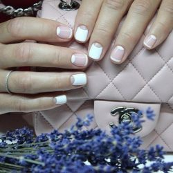 Celebrity nails photo