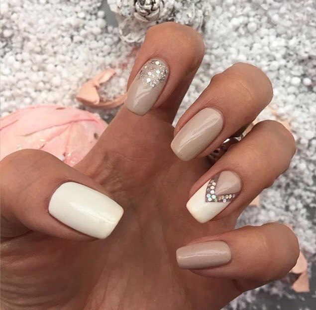 Nail art 1924 best nail art designs gallery bestartnails beige nails prinsesfo Image collections