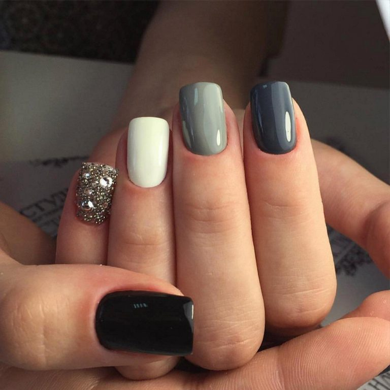 Winter nails - Nail Art #1935 - Best Nail Art Designs Gallery BestArtNails.com