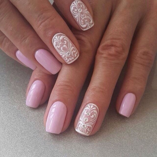 Nail art 1955 best nail art designs gallery bestartnails pink nails prinsesfo Image collections