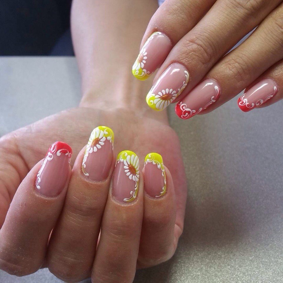 French nails - Nail Art #1956 - Best Nail Art Designs Gallery BestArtNails.com