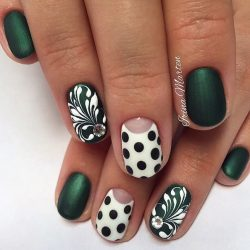 Beautiful nails 2016 photo