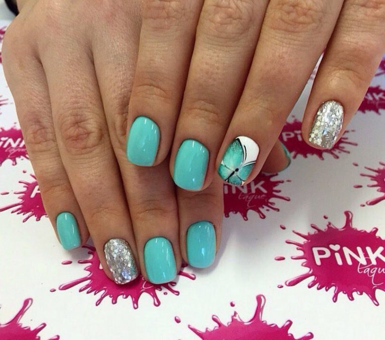 Prettyfulz Fall Nail Art Design 2011: Best Nail Art Designs Gallery