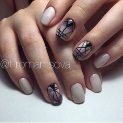 Water nails photo