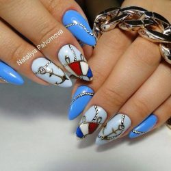 Marine nails the best images page 2 of 5 bestartnails marine nails photo prinsesfo Gallery