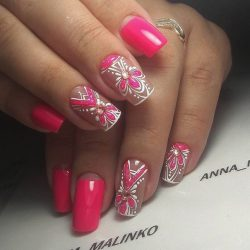 Passionate nails photo