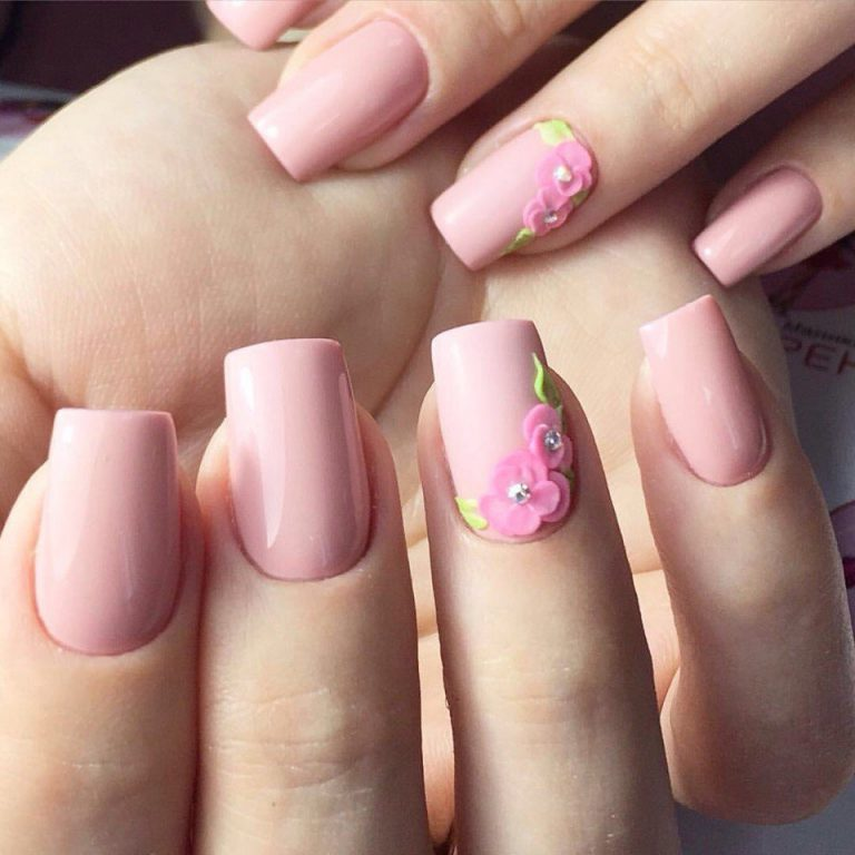 Nail art 2167 best nail art designs gallery bestartnails pink nails prinsesfo Images