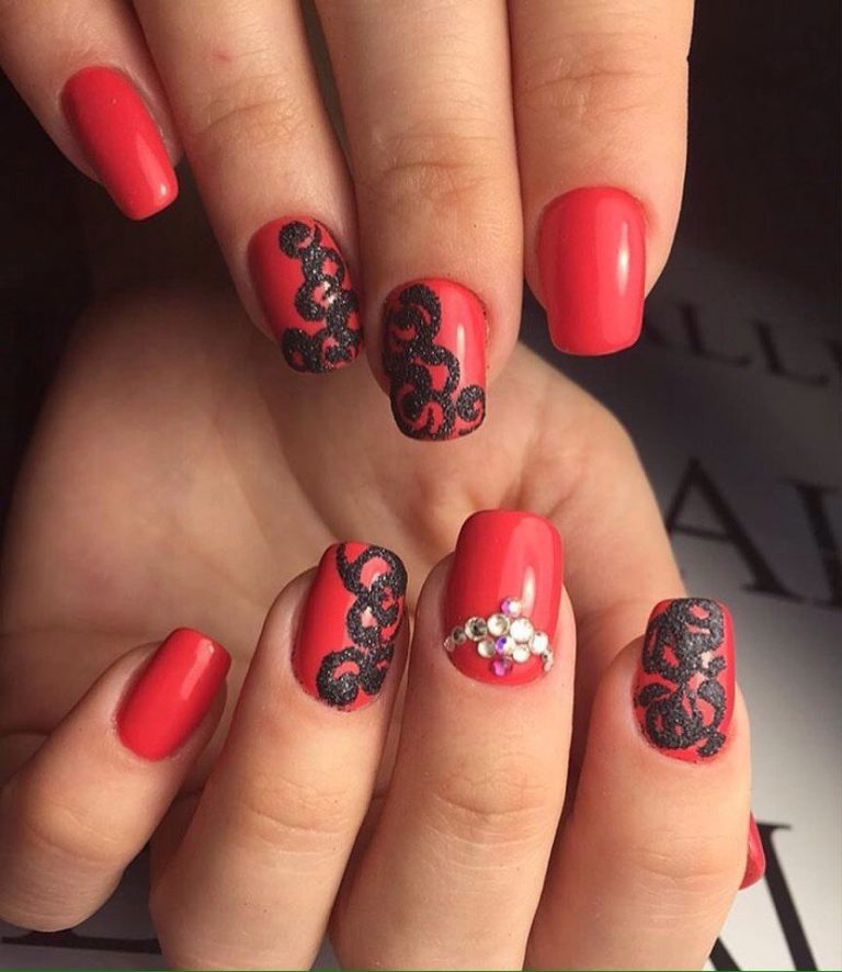 Nails with acrylic powder - The Best Images | Page 2 of 4 ...
