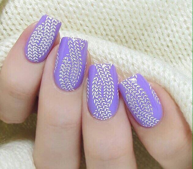 Ideas of lilac nails photo - Ideas Of Lilac Nails - The Best Images Page 2 Of 3 BestArtNails.com