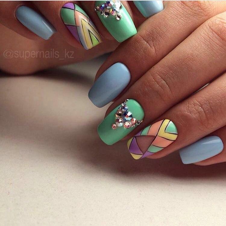 Nail Art #2207