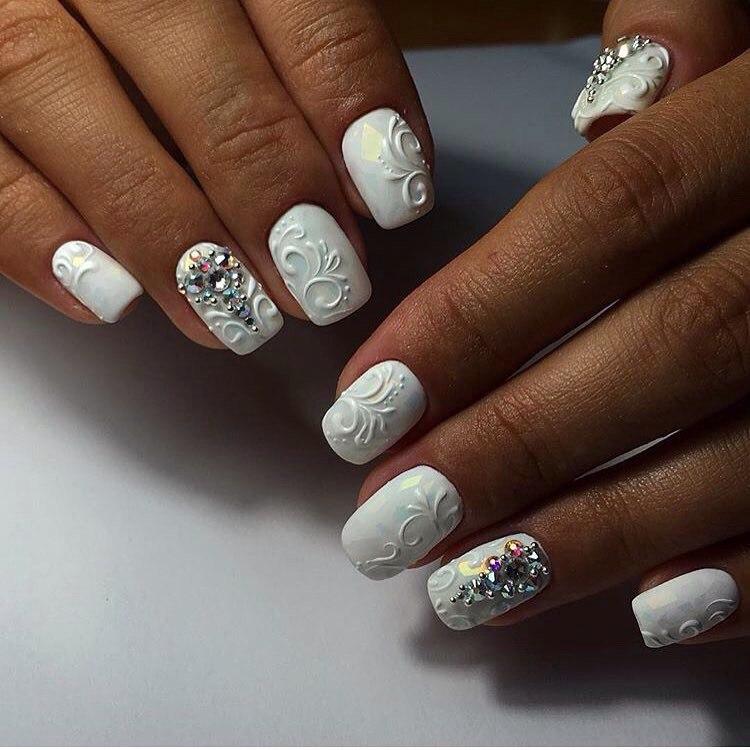 Nail Art #2219 - Best Nail Art Designs Gallery   BestArtNails.com