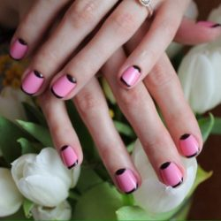 Summer nails ideas photo