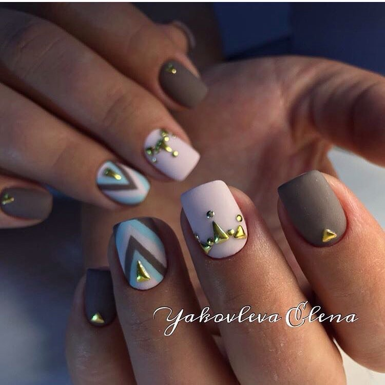 Fall nail ideas - The Best Images   Page 9 of 13   BestArtNails.com