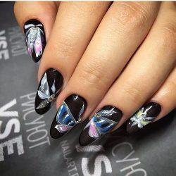 Extraordinary nails photo