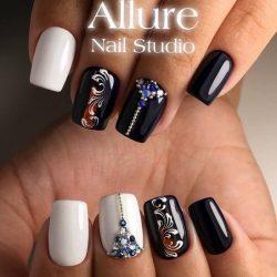 Fashion nails 2016 photo