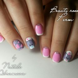 Bears nails photo
