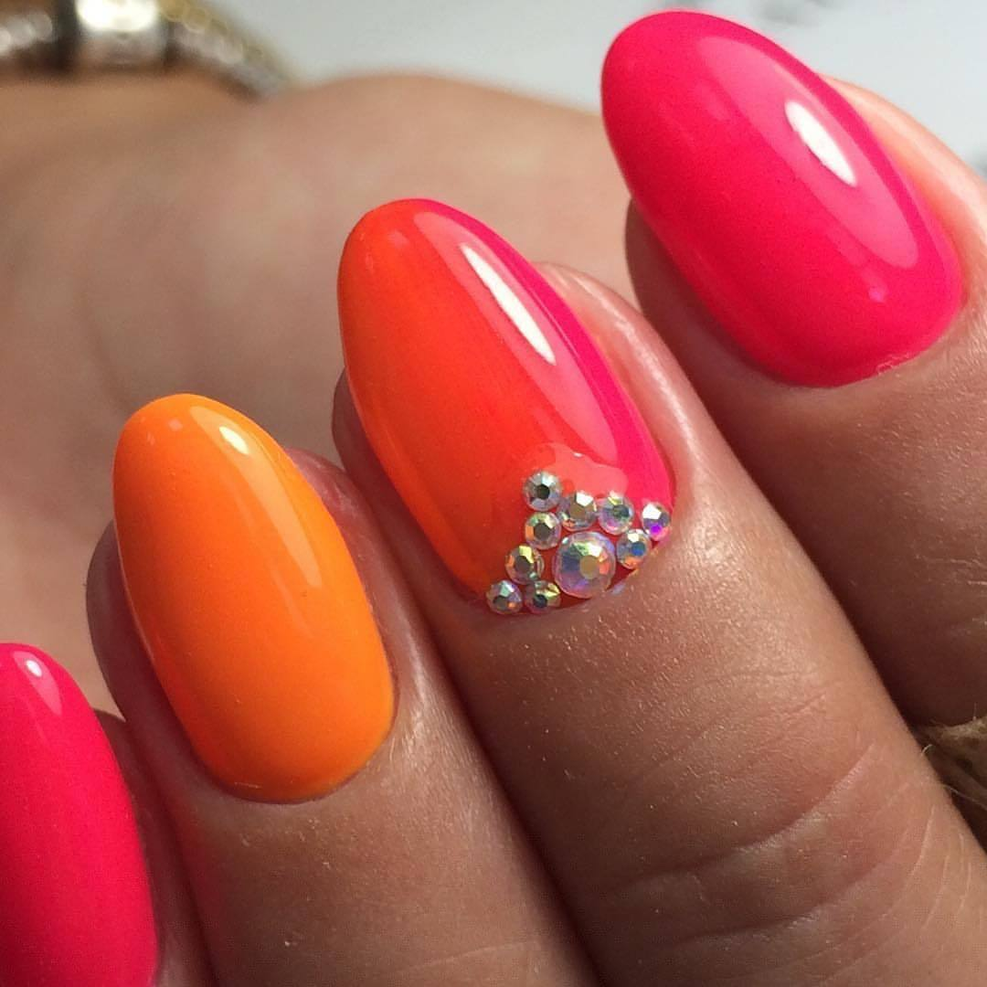 54 Perfect Short Acrylic Almond Nails Design For This