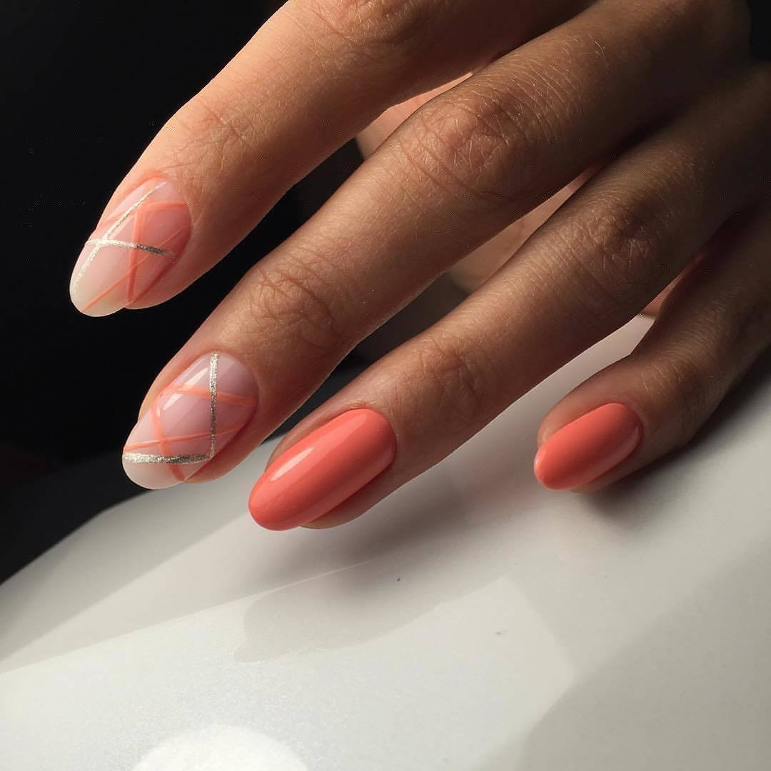 Ногти для овальных ногтей
