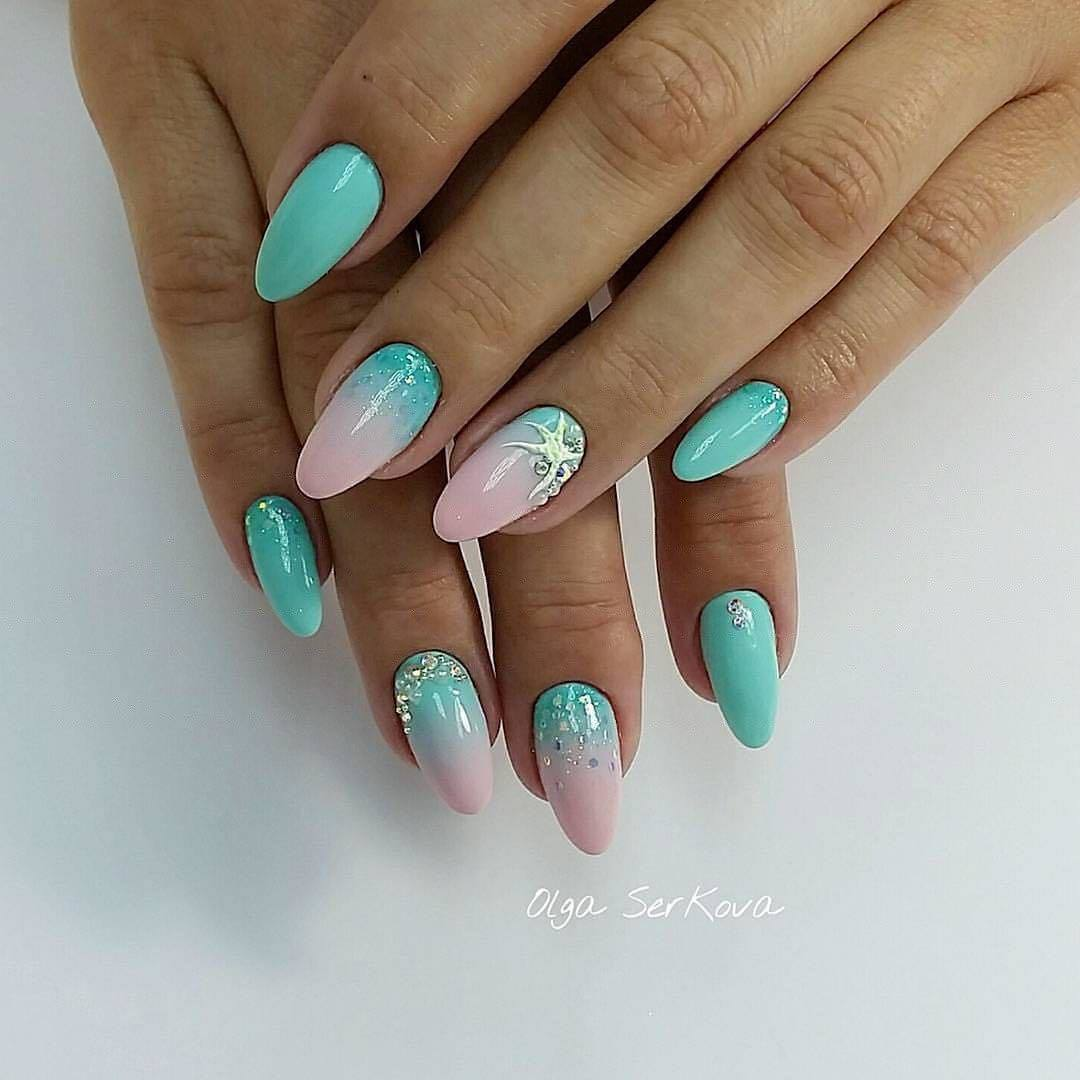 color transition nails the best images page 2 of 8