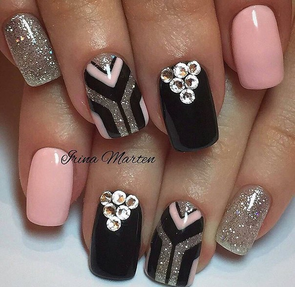 Nail Ideas For Graduation: Best Nail Art Designs Gallery