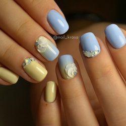 Ukrainian manicure photo