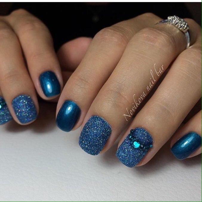 Evening Nails By Gel Polish