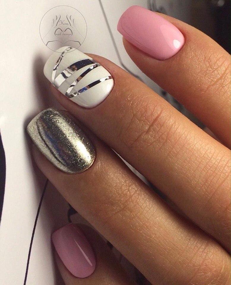 Beautiful nail colors