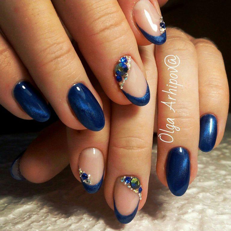 nail nails eye cat designs french 2338 2573 polish manicure short bestartnails dress beige