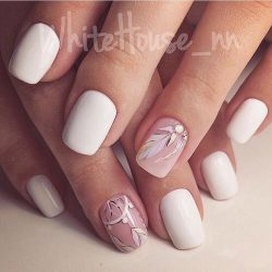 Dreamcatcher nails photo