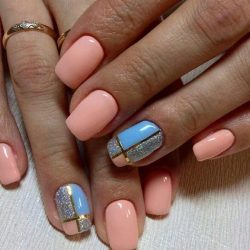 Summer nails ideas photo